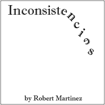 """Inconsistencies"" is a short play about the end of love, feverishly recollected."