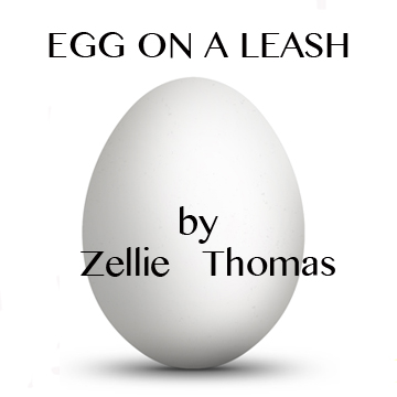 Egg on a Leash is a play that explores the danger of convention and routine through the affair between a man and a woman.