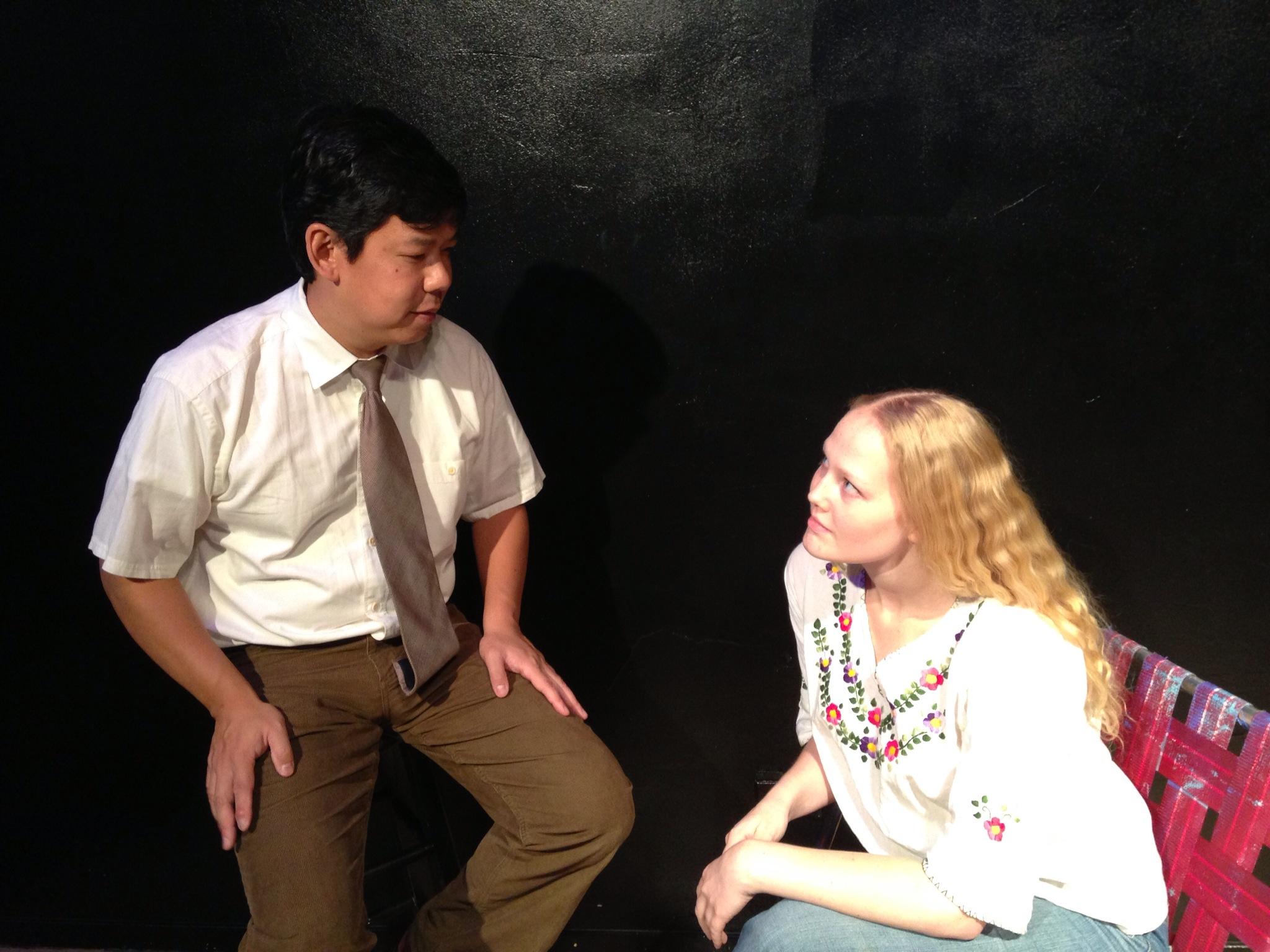SUZANNE           by Kayla Eisenberg      Cast:    Dan Chen  Molly Telleckson