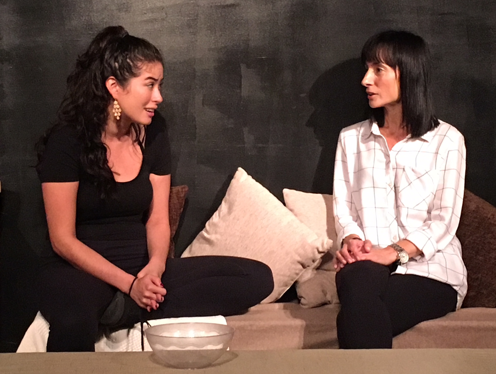 ERIKA YESENIA as Julie & JENNIFER PIERRO as Beth
