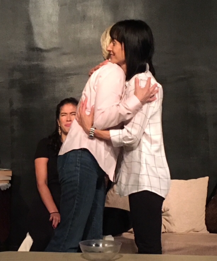 GERRY GLENNON as Susie & JENNIFER PIERRO as Beth & ERIKA YESENIA as Julie