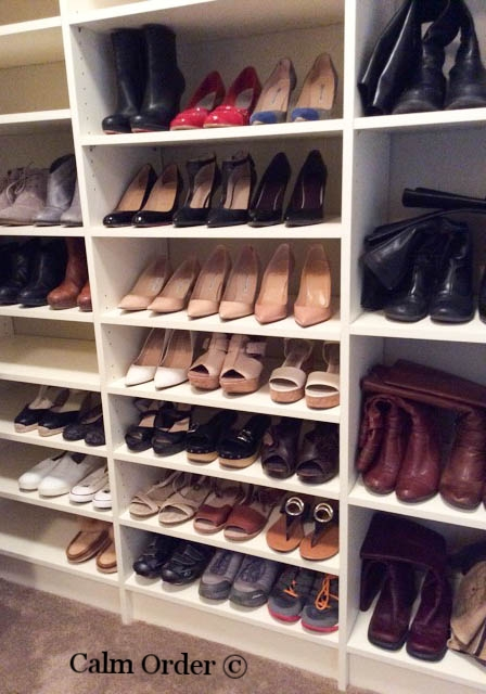 Calm Order - Shoe Organizing