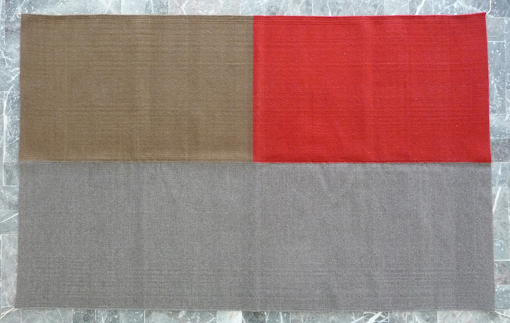 Four-color Rug (1c)