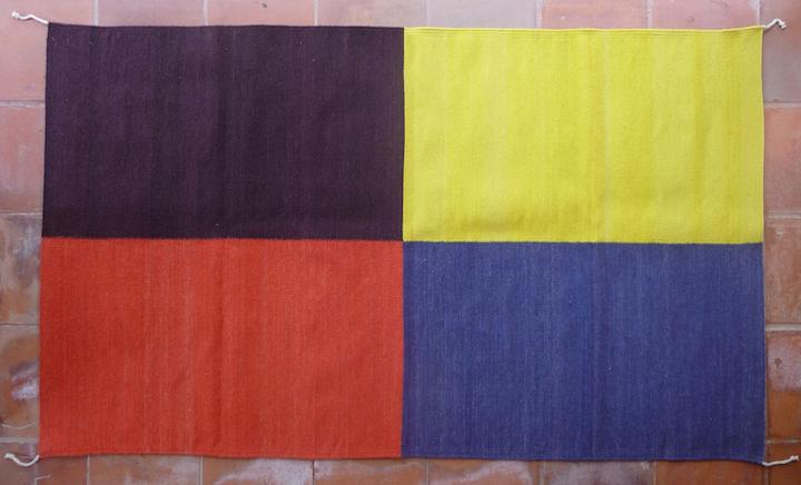 Four-color Rug (6)