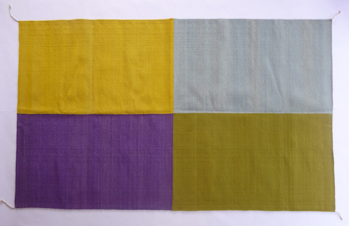 Four-color Rug (7)