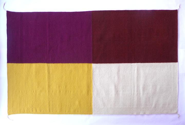 Four-color Rug (8)