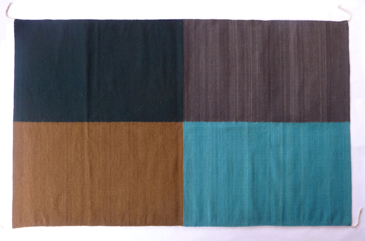 Four-color Rug (10a)