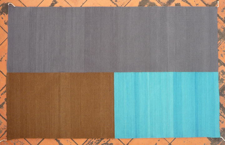 Four-color Rug (10b)