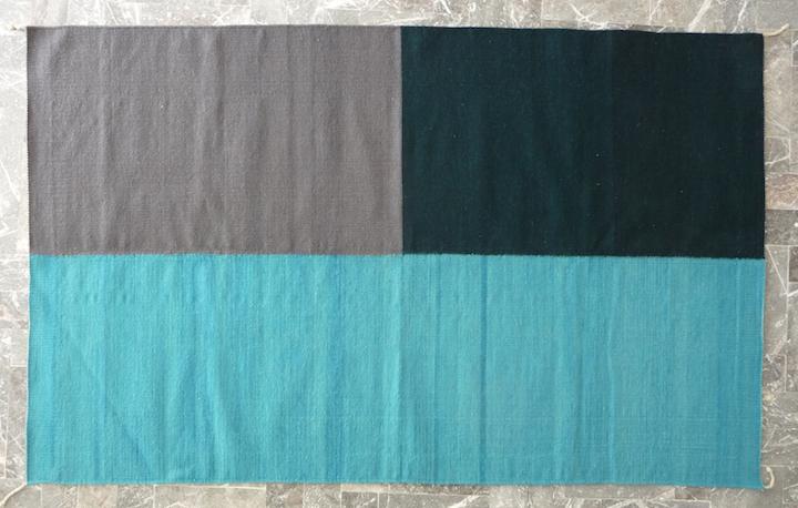Four-color Rug (10c)