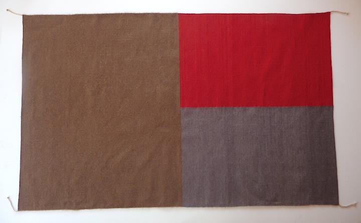 Four-color Rug (1a)