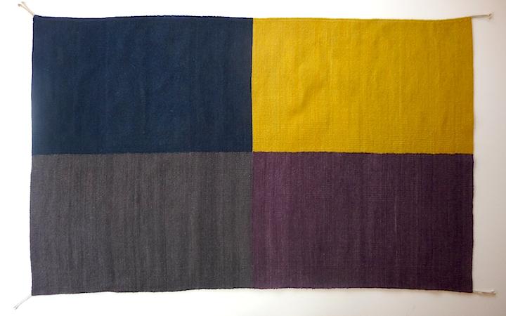 Four-color Rug (2)