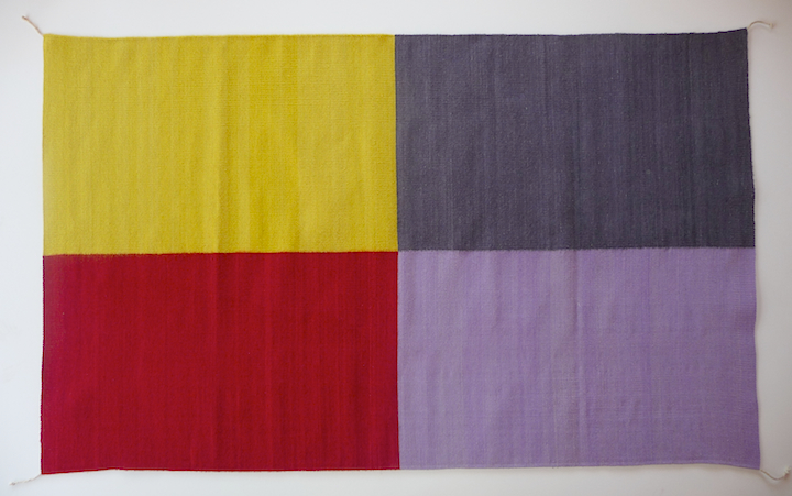 Four-color Rug (4)