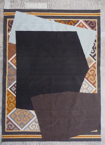 Zapotec Cut-outs III, 2011