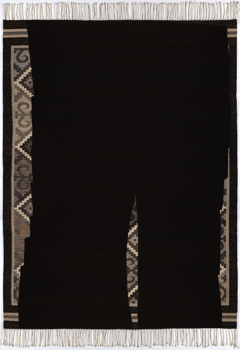 Zapotec Cut-outs IV, 2011