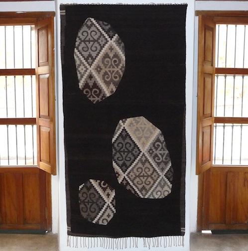 Zapotec Cut-outs I, 2010