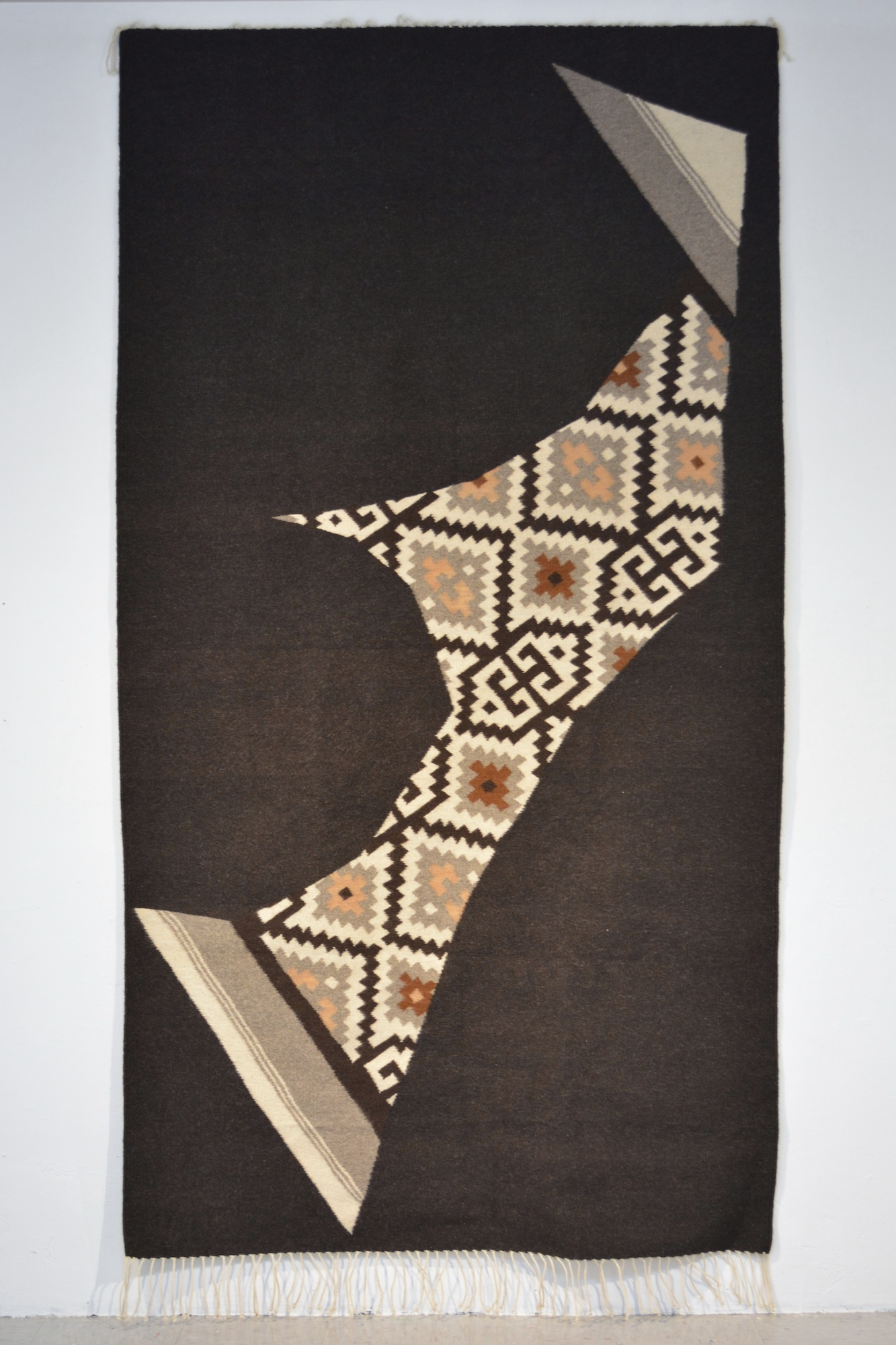 Zapotec Cut-outs VIII, 2014