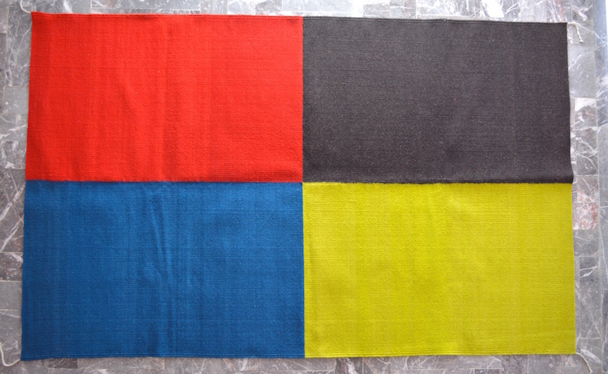 Four-color Rug (116)