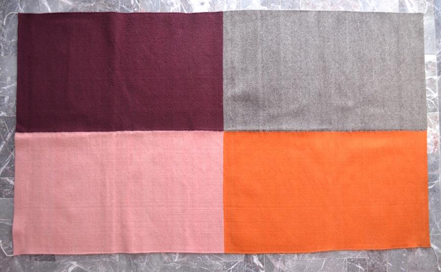Four-color Rug (117)