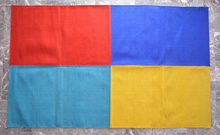 Four-color Rug (119)