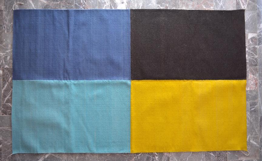 Four-color Rug (120)