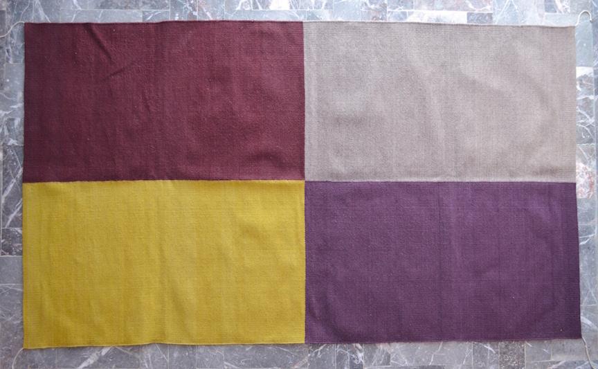 Four-color Rug (101)
