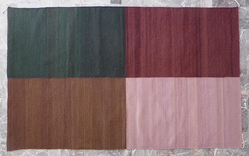 Four-color Rug (102)