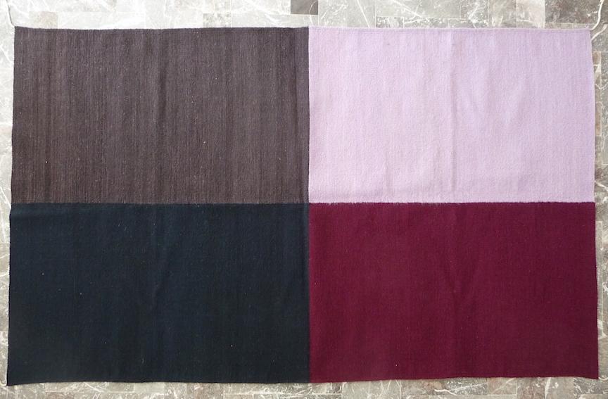 Four-color Rug (103)