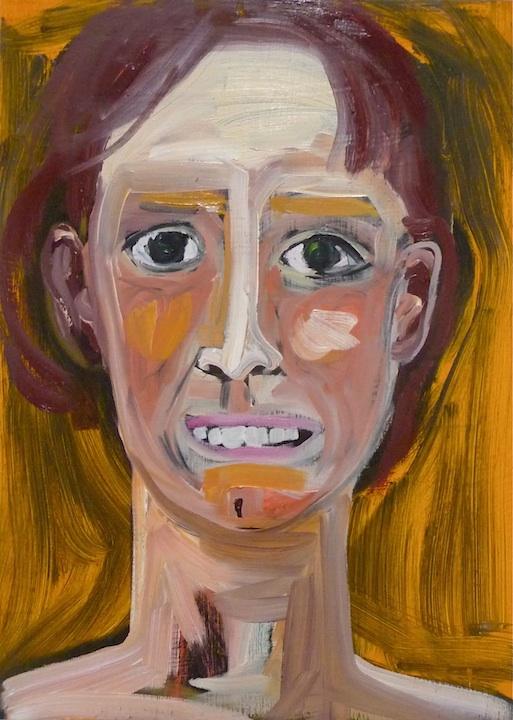 Self portrait, 2013