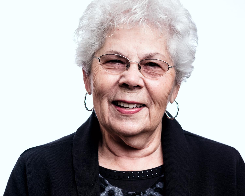 Ralph's wife, Katie Teter