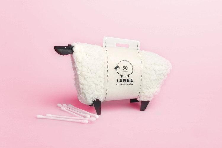 Paian Huang - Swaggering Sheep cotton swabs.jpg