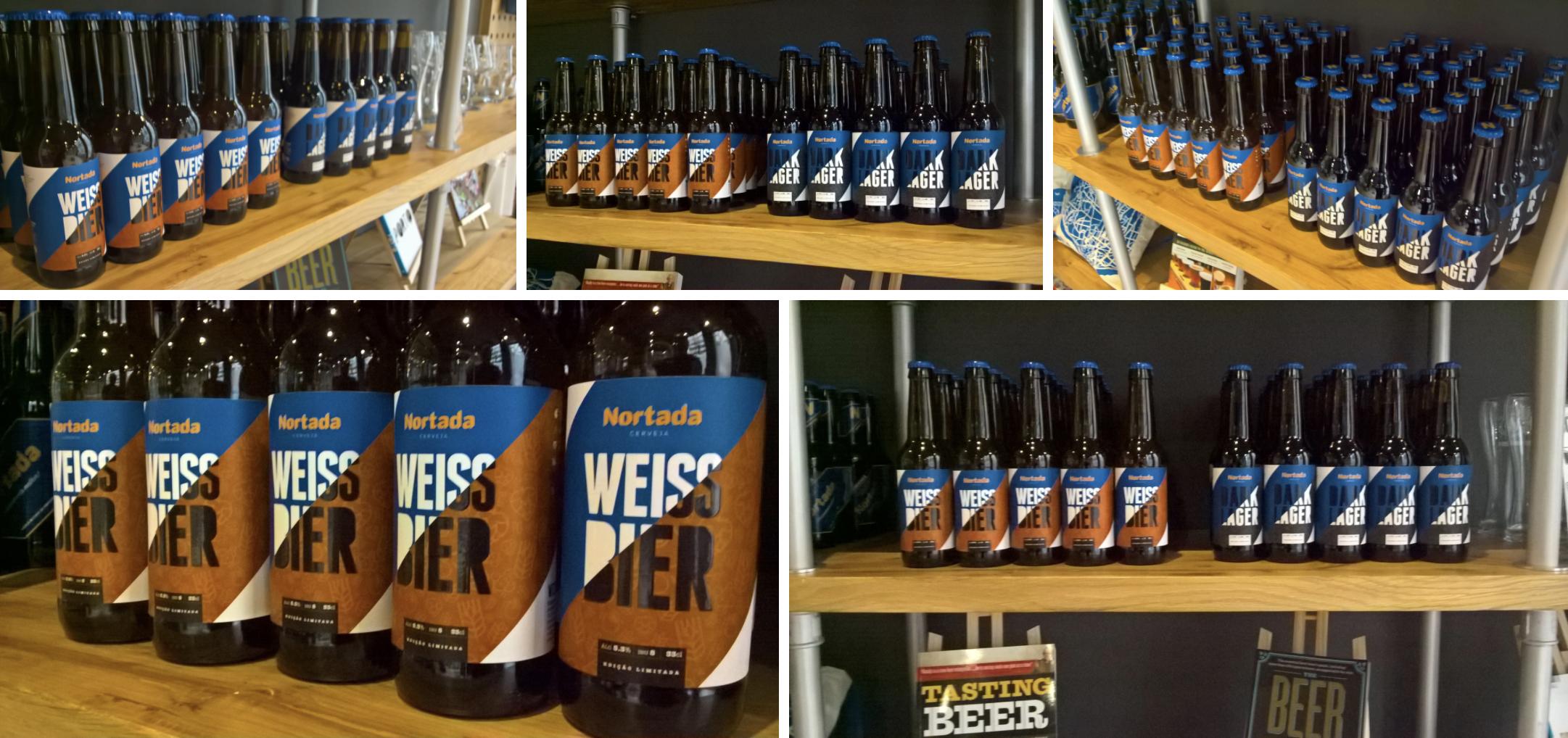 Nortada - Regional craft beer from Porto Portugal / World Brand & Packaging Design Society