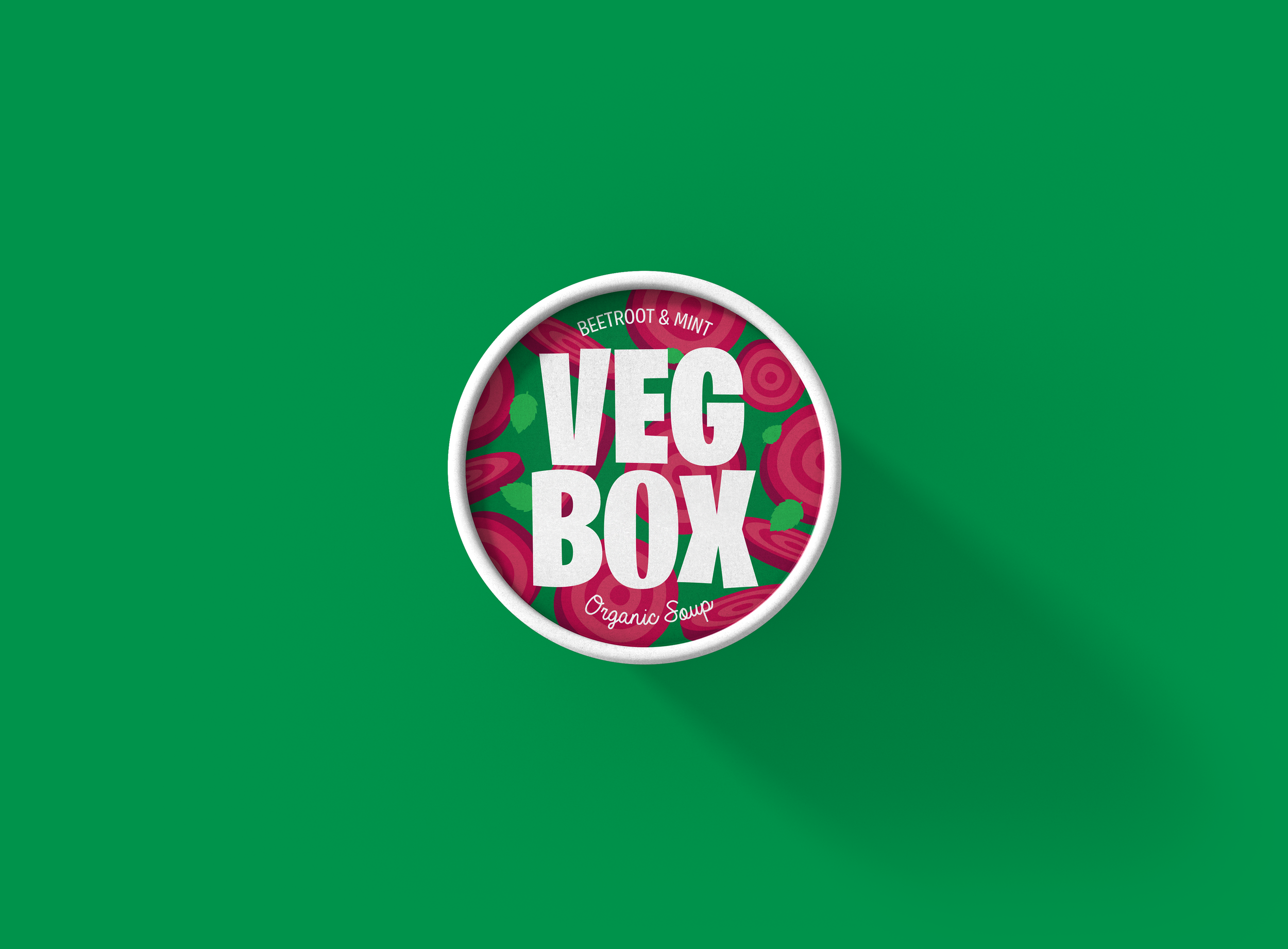 Veg Box Packaging Design for an Independent Organic Soup Brand Made in Italy / World Brand & Packaging Design Society