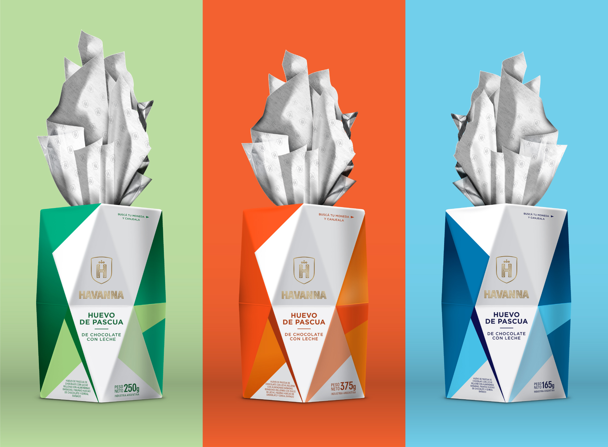 New Packaging Designs for Chocolate Eggs to Celebrate Easter / World Brand & Packaging Design Society