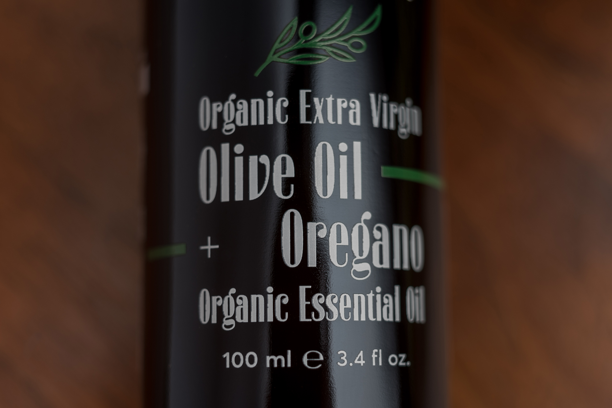 Brand and Packaging Design Organic Extra Virgin Olive Oil and Oregano Essential Oil / World Brand & Packaging Design Society