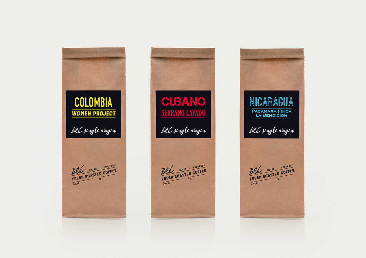 Brand and Packaging Design that Continues the Tradition for an Intense Coffee Experience / World Brand & Packaging Design Society