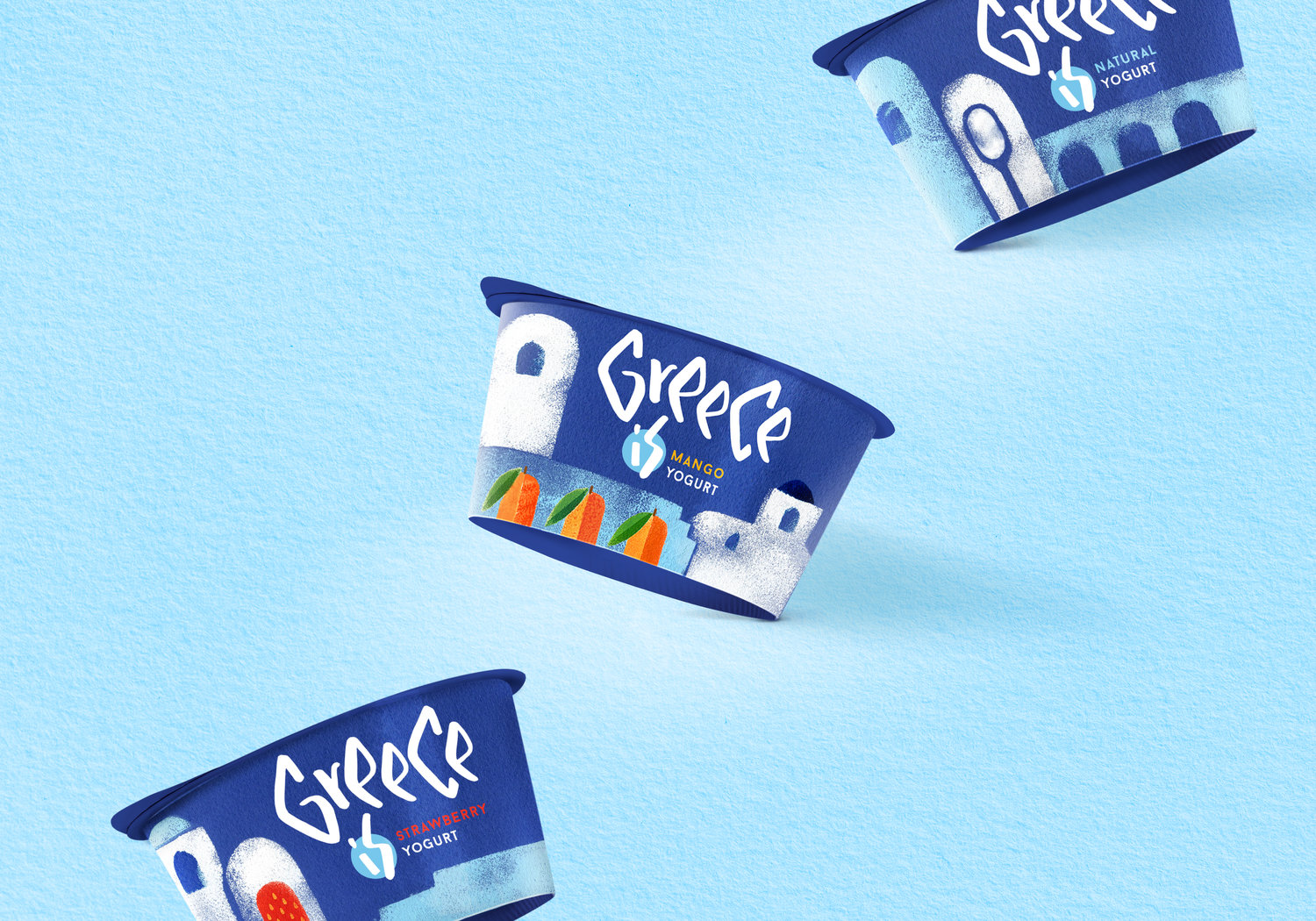 Stunning Branding and Packaging Design for Greece Product