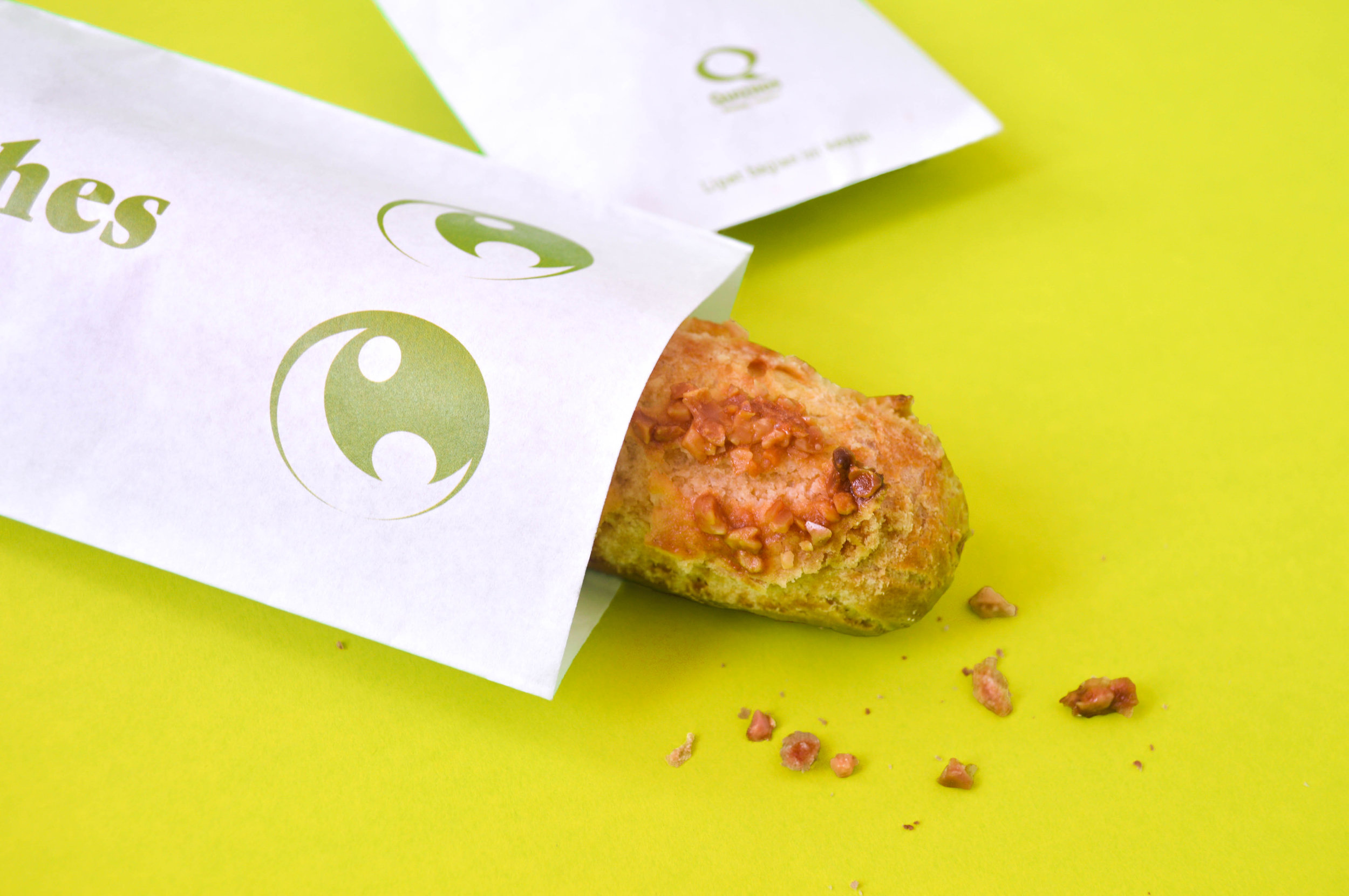 Indonesian Franchise Create Playful Pastry Packaging Design / World Brand & Packaging Design Society