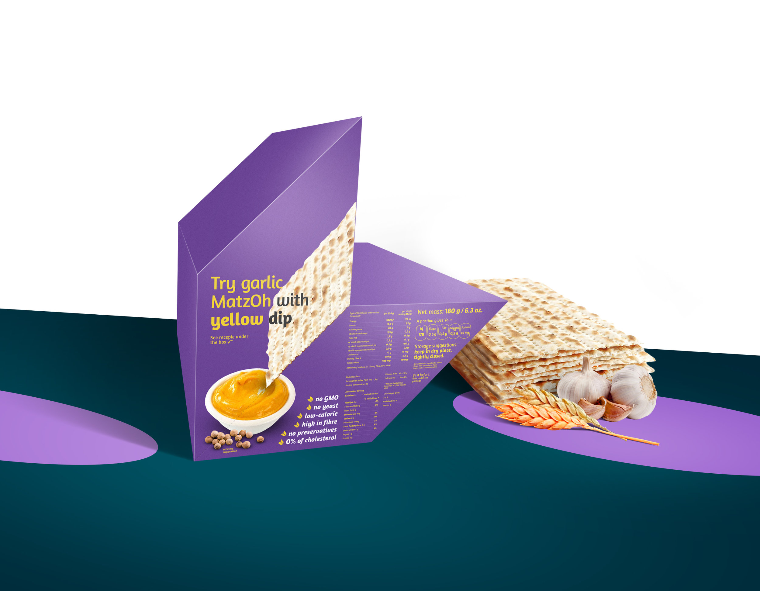 Cracker Non Published Brand and Packaging Design Concept from Poland / World Brand & Packaging Design Society