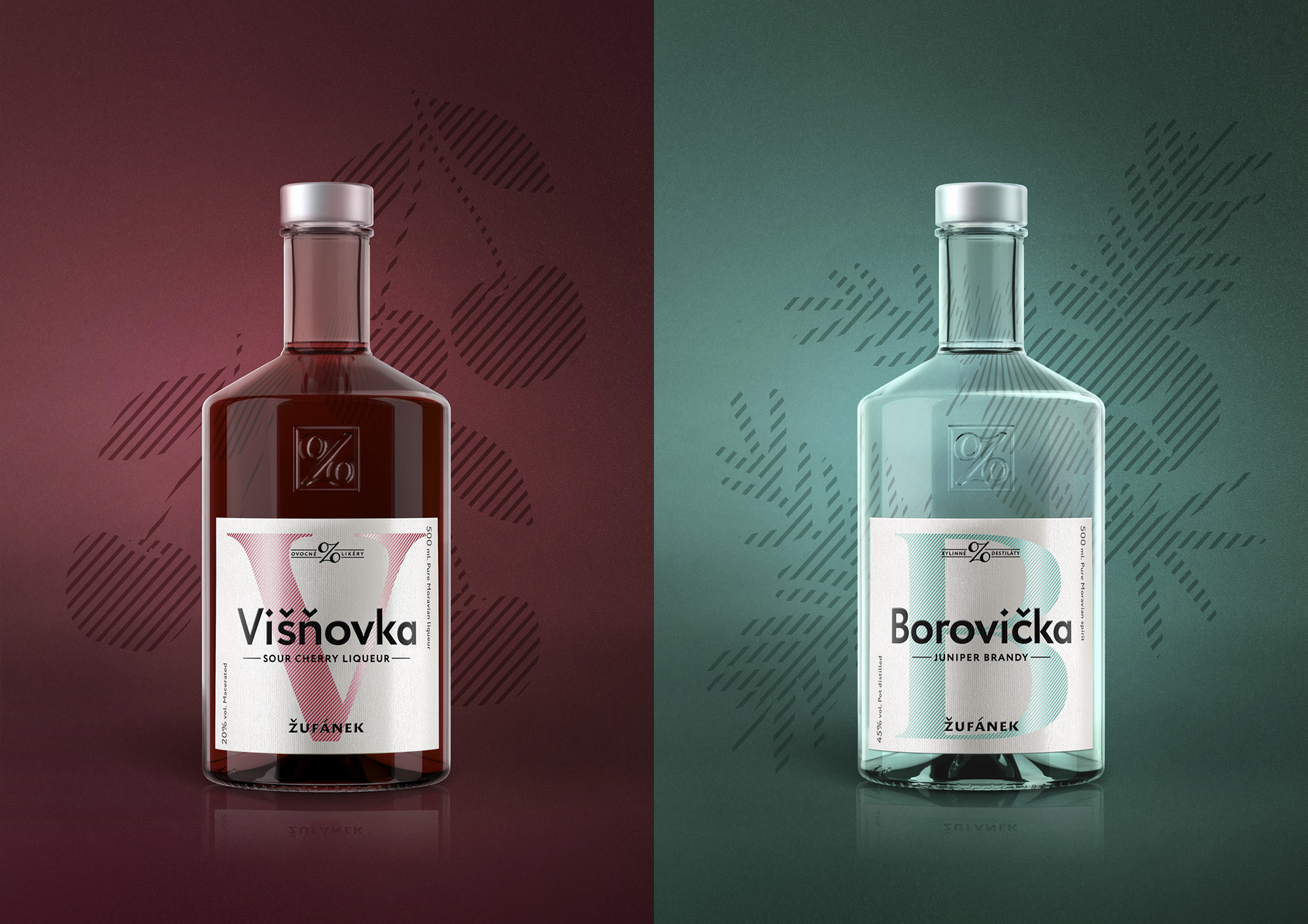Creating Brand and Packaging Design of well known Spirit and Beloved in the Czech Republic / World Brand & Packaging Design Society