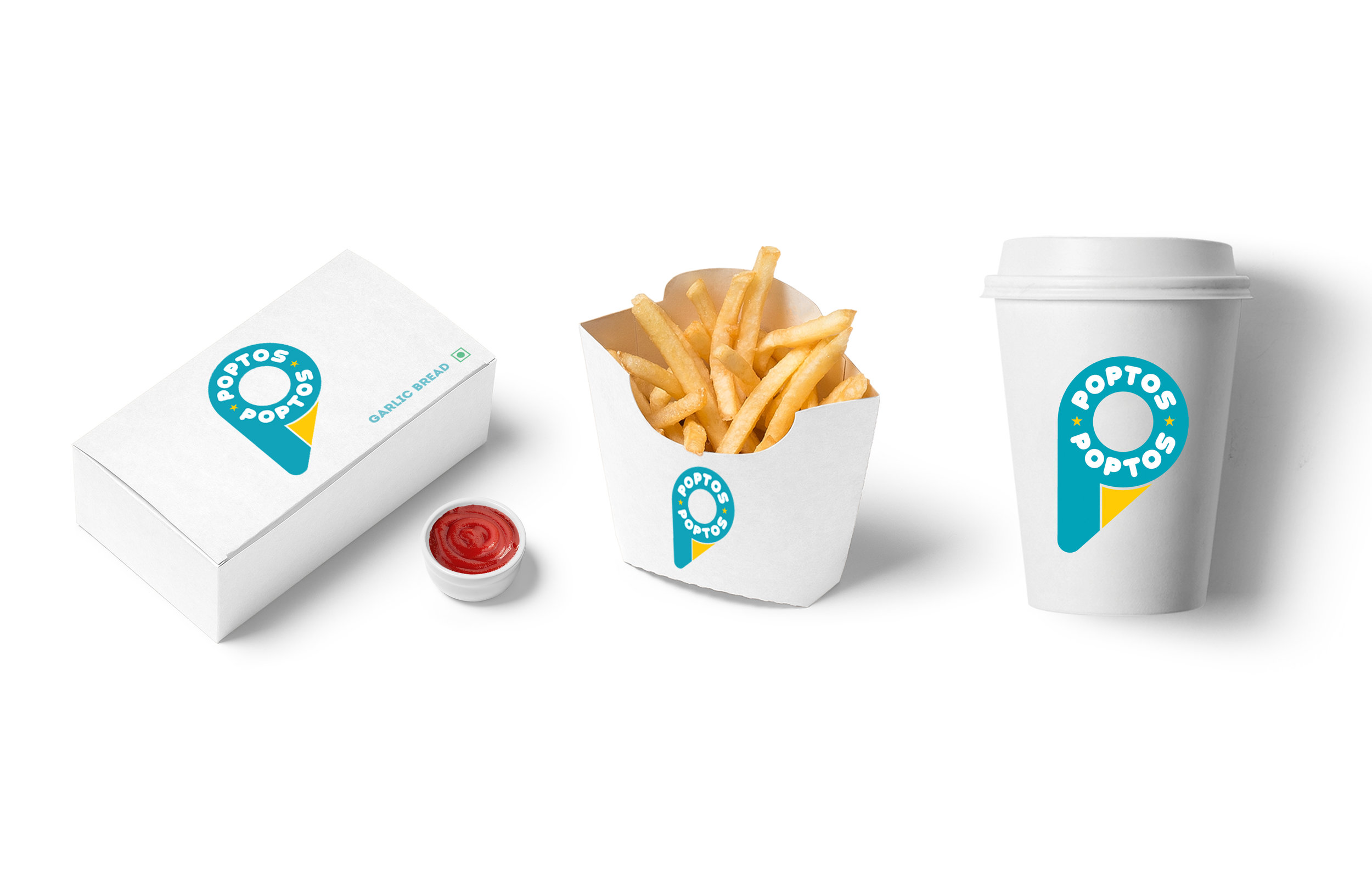 India Takeaway Food Brand Creation and Packaging Design for Asian Markets / World Brand & Packaging Design Society