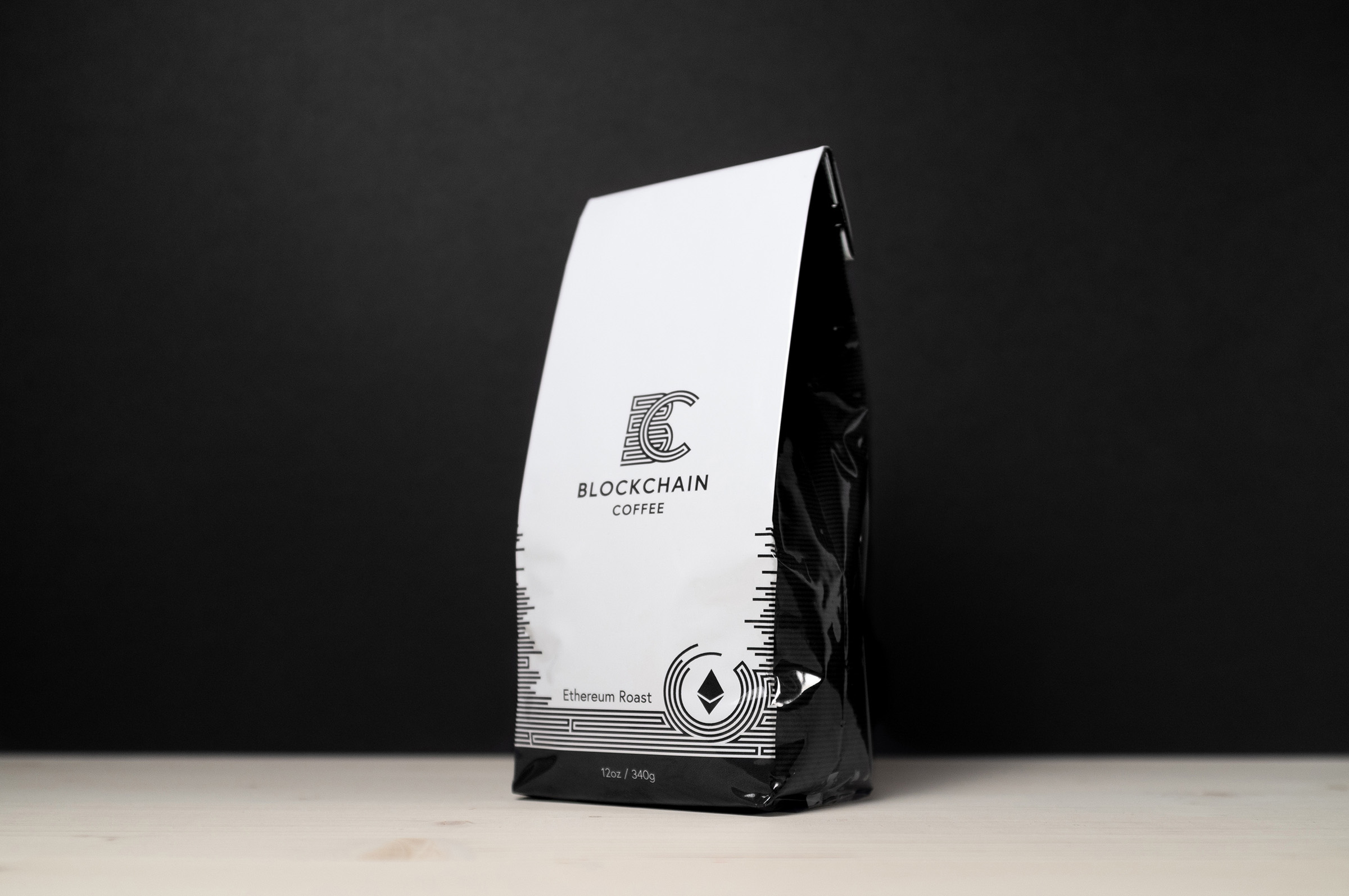 Consumer Brand Identity and Packaging Design for an Upcoming Online Coffee Store / World Brand & Packaging Design Society
