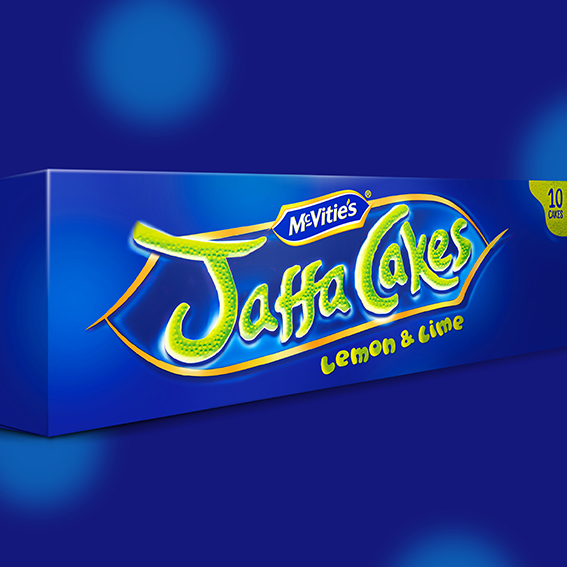 Anthem Worldwide Packaging Design for Jaffa Cakes Limited-Edition Line Extension / World Brand & Packaging Design Society