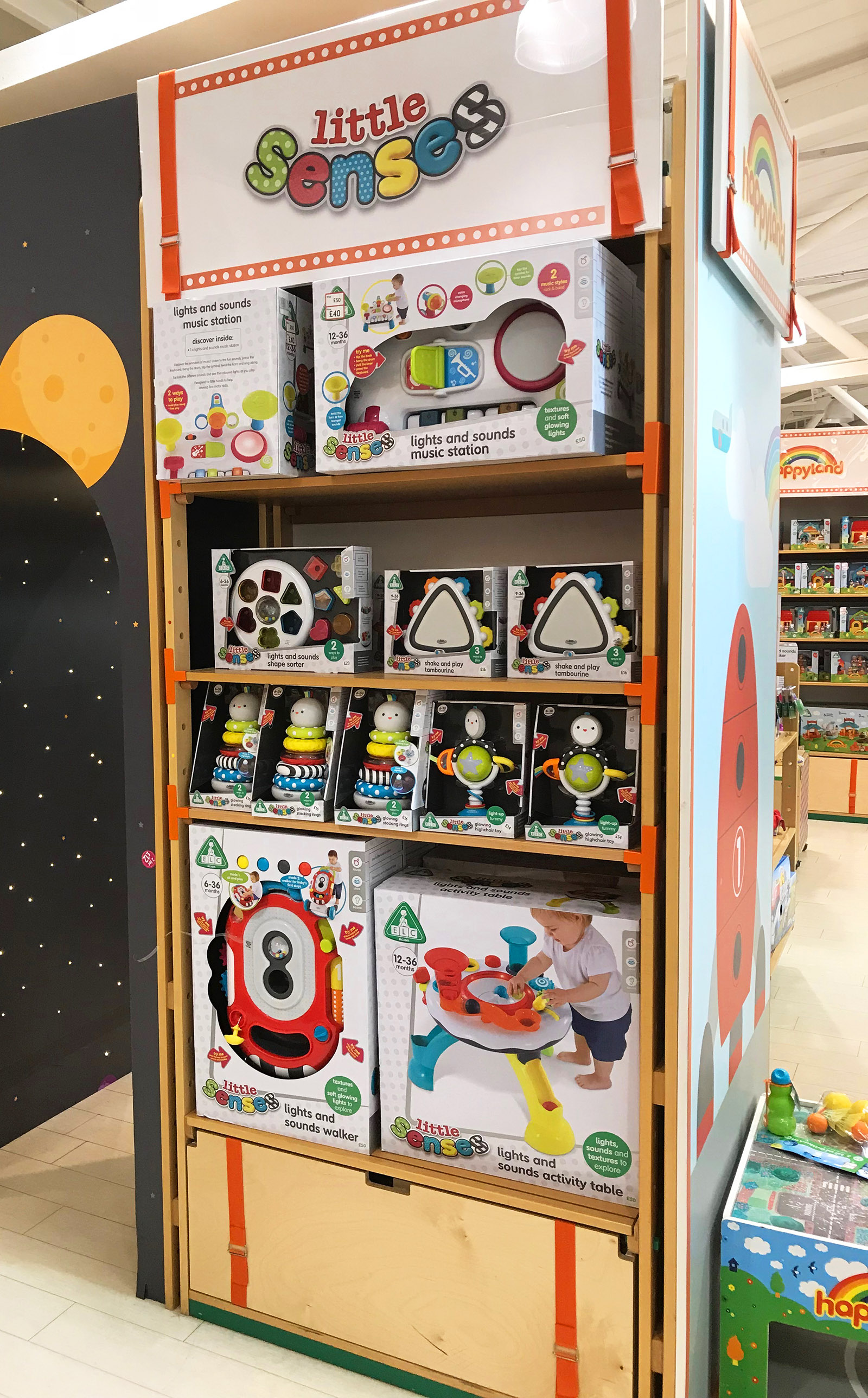 Branding and Packaging for its Contemporary Range of Sensory Toys / World Brand & Packaging Design Society