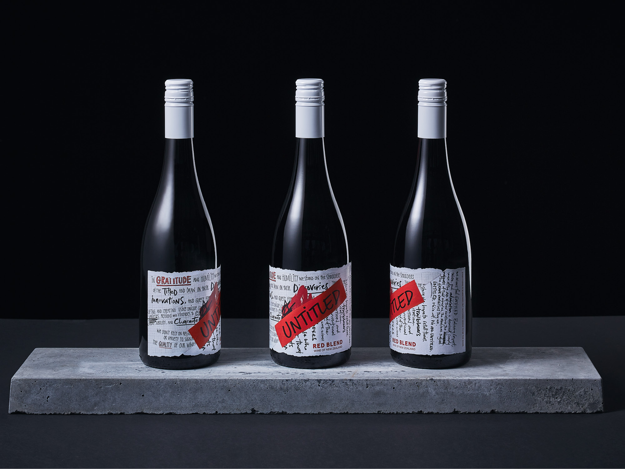 Traditionally Made Wine Making a Statement Against the Uniformity of existing Brands / World Brand & Packaging Design Society
