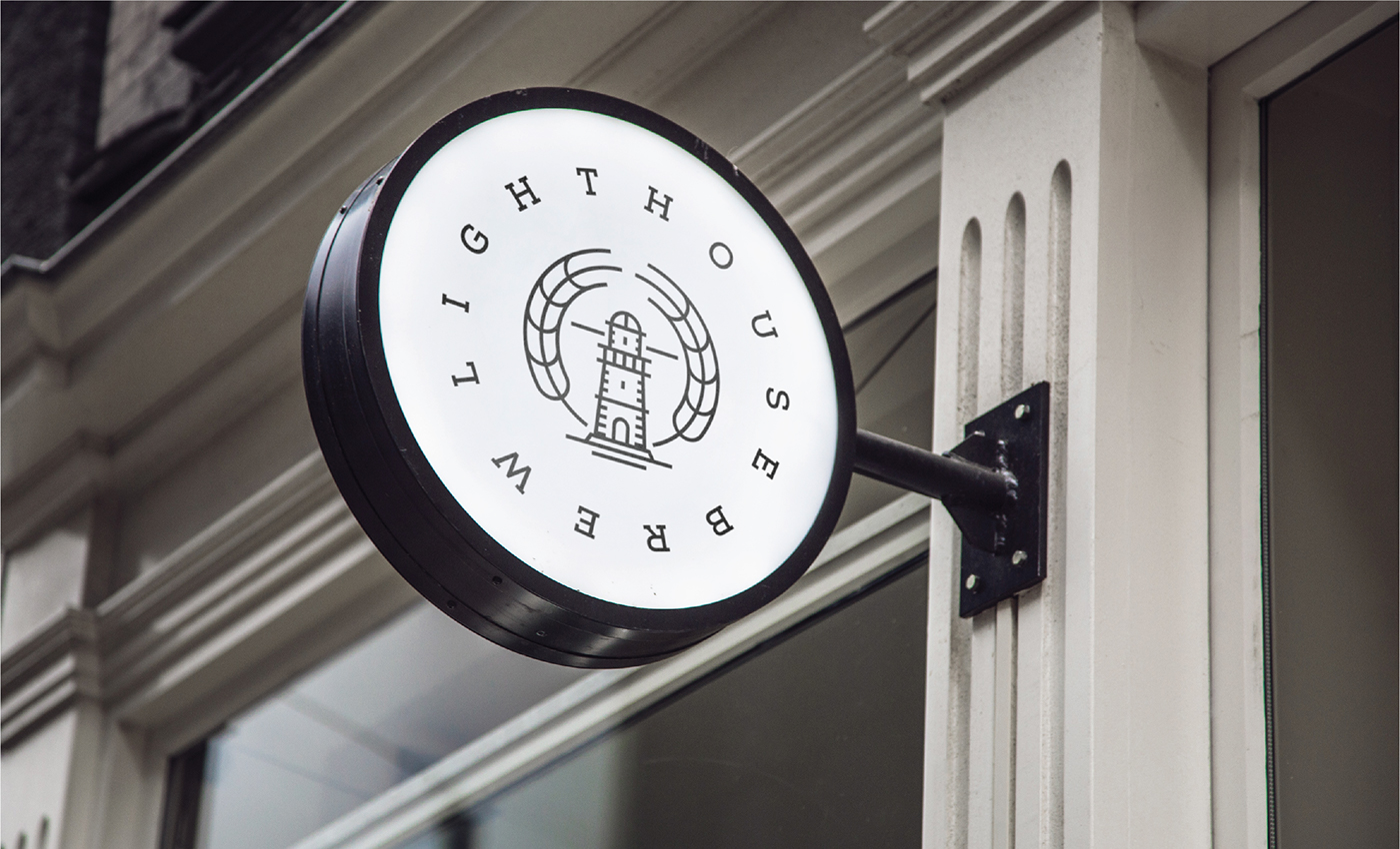Lighthouse Brewery Brand and Identity Concept / World Brand & Packaging Design Society