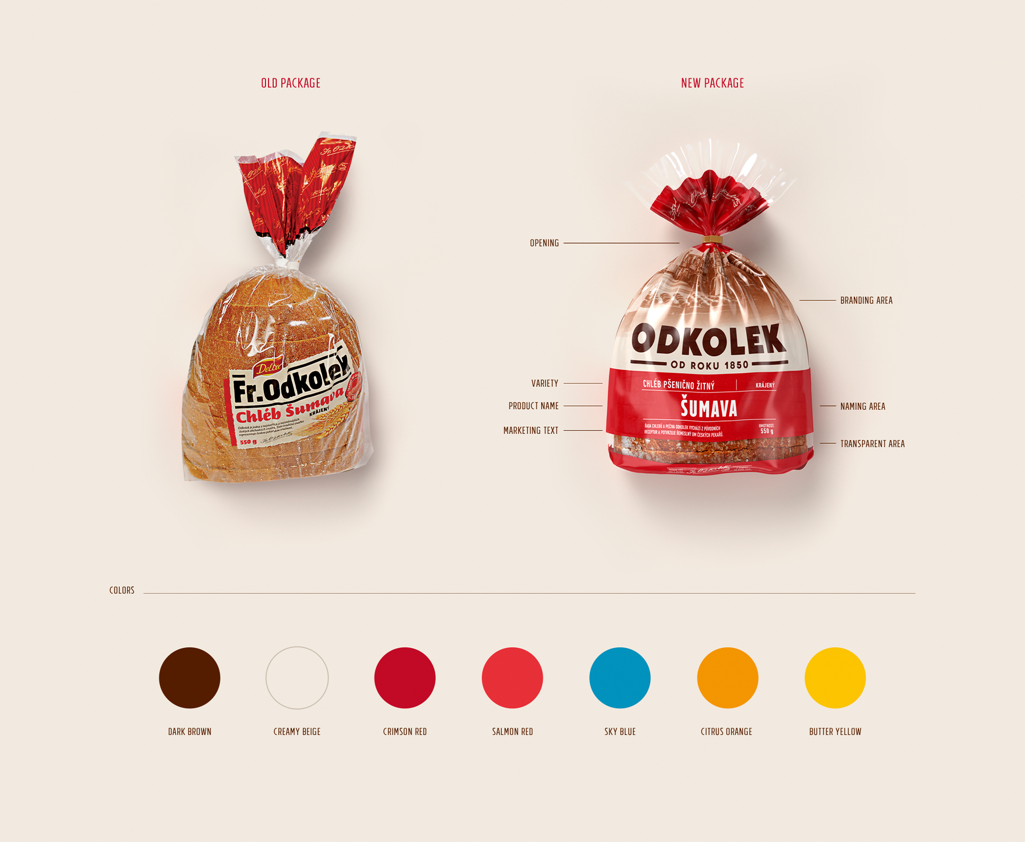 Longer Term Strategy, Brand Communication and Redesign that Reunites Czech Bakeries / World Brand & Packaging Design Society