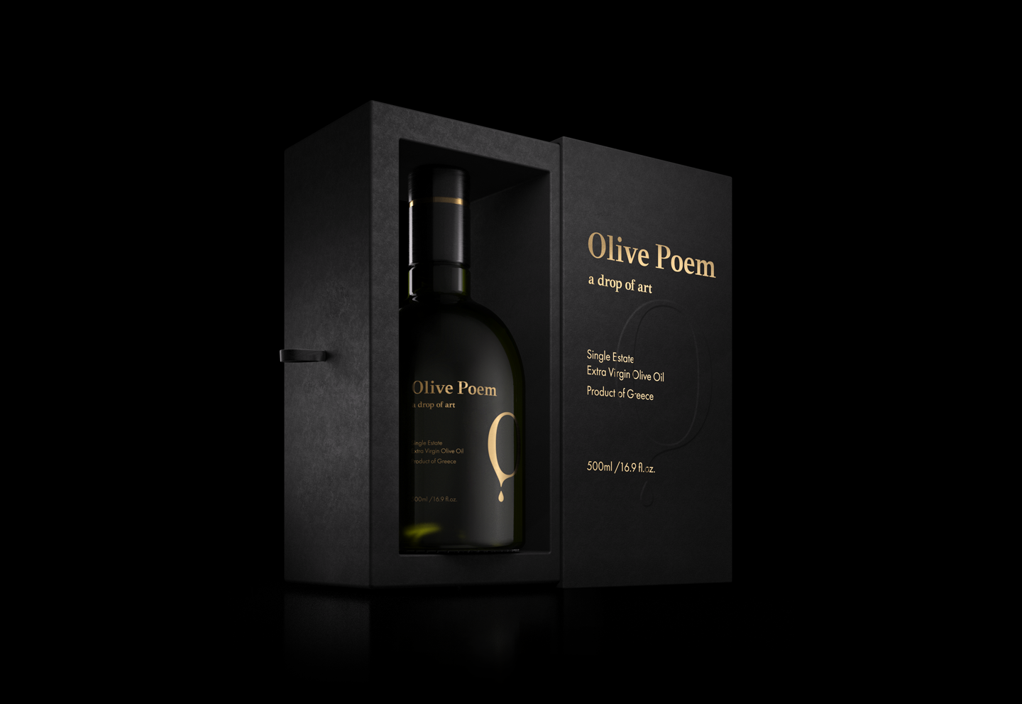 Branding and Packaging for Greek Extra Virgin Olive Oil / World Brand & Packaging Design Society