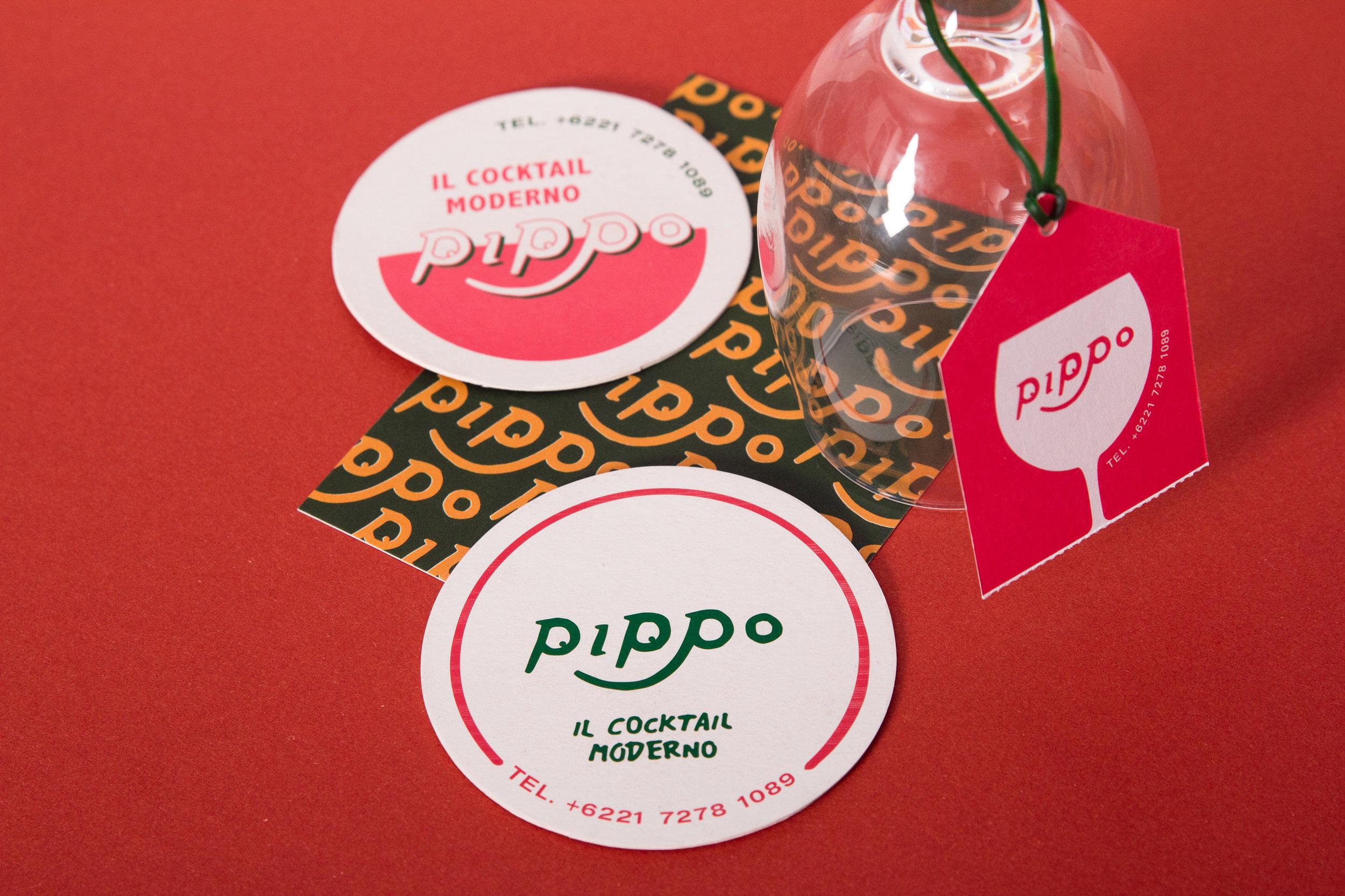 Authentic Italian Restaurant in Jakarta, Indonesia / World Brand & Packaging Design Society