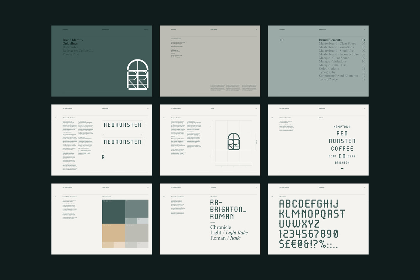 Identity, Interior and Packaging Design of a Cafe Brand that's a British Institution / World Brand & Packaging Design Society