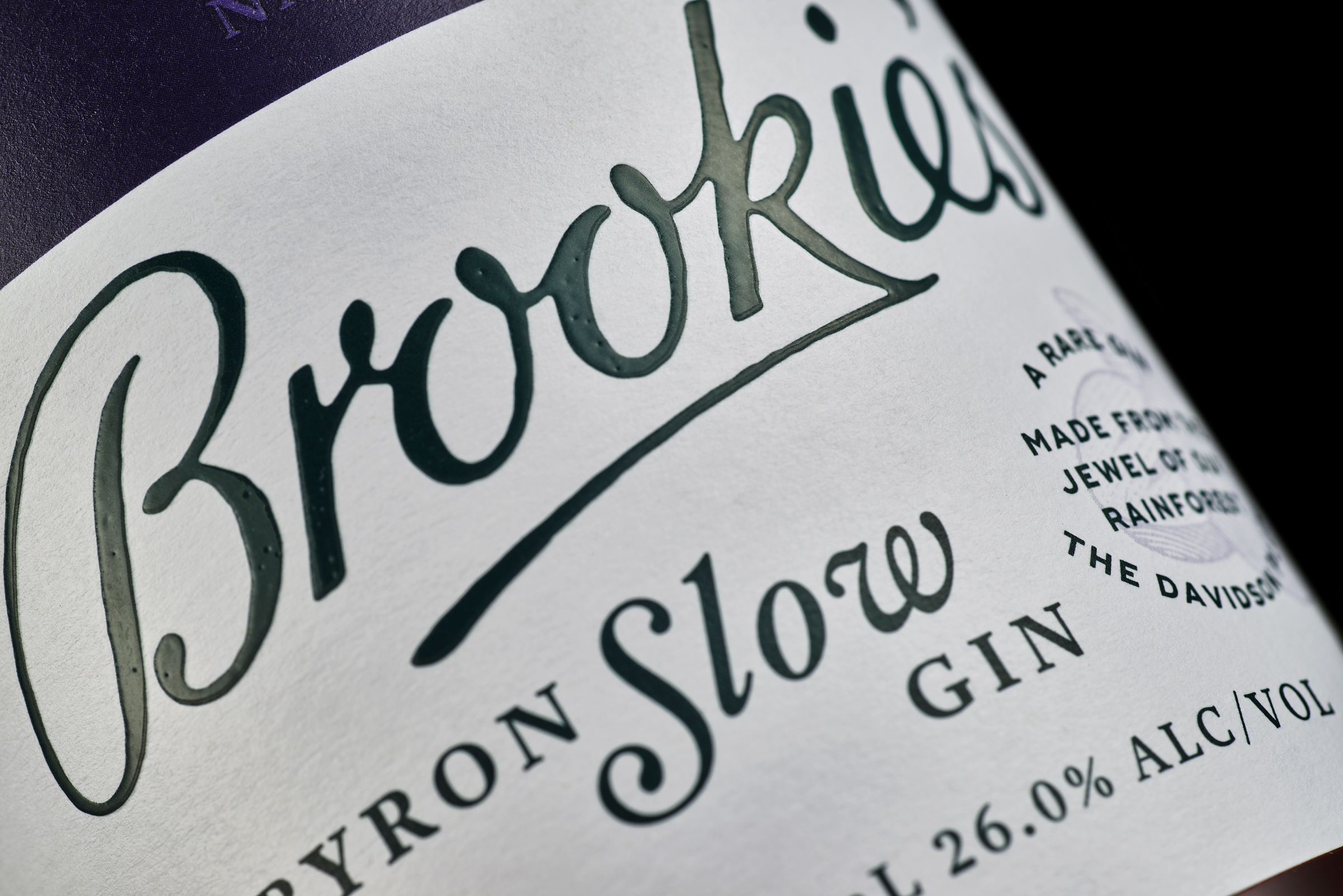 Dry Gin and Slow Gin with a Passion to Highlight the Rainforest Regeneration / World Brand & Packaging Design Society